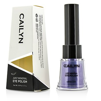 Cailyn Just Mineral Eye Polish - #047 Violet  2.5g/0.09oz