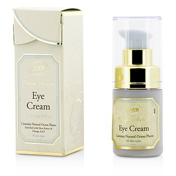 Sabon Eye Cream - Ocean Secrets  15ml/0.53oz