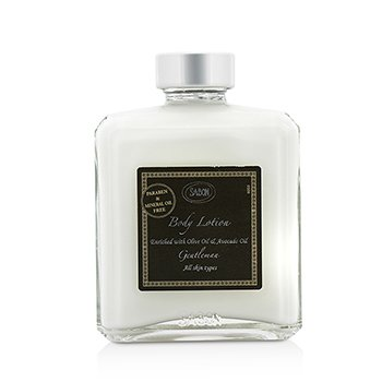 Sabon Body Lotion - Gentleman  200ml/7oz