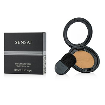 Kanebo Sensai Bronzing Powder - #BP02 Deep Tan  4.5g/0.15oz