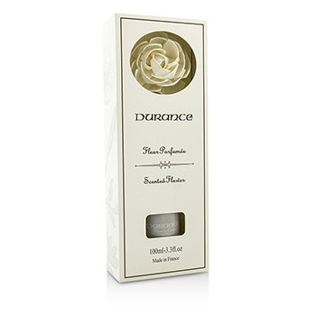 Durance Scented Flower Rose Diffuser - Cotton Flower  100ml/3.3oz