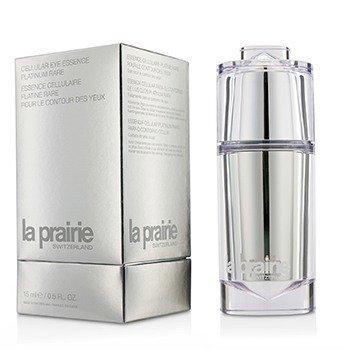 La Prairie Cellular Esencia Ojos Platinum Rare  15ml/0.5oz