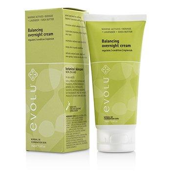 Evolu Balancing Overnight Cream (Normal or Combination Skin)  75ml/2.6oz