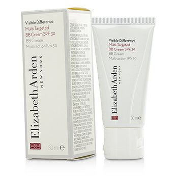 Elizabeth Arden Visible Difference Multi Targeted BB Cream SPF30 - #01 Vanilla  30ml/1oz
