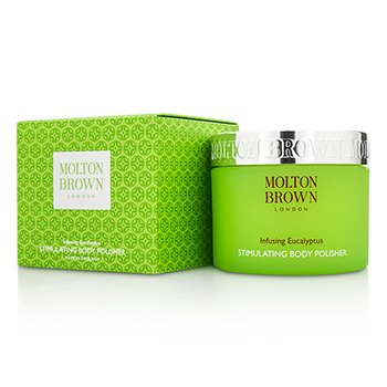Molton Brown Infusing Eucalyptus Stimulating Body Polisher  275g/9.7oz