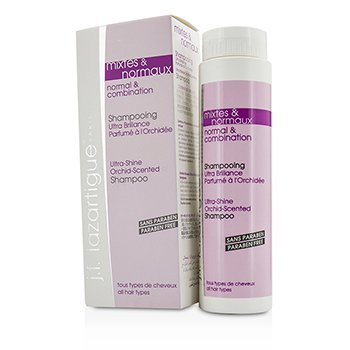 J.F.ラザルティーグ Ultra-Shine Orchid-Scented Shampoo - Paraben Free (Normal & Combination)  200ml/6.8oz