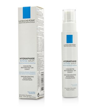 La Roche Posay Serum do twarzy na noc Hydraphase Intense Serum - 24HR Rehydrating Smoothing Concentrate  30ml/1oz