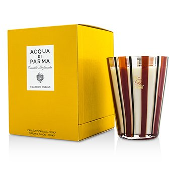 Acqua Di Parma Murano Glass Perfumed Candle - Tonka  200g/7.05oz