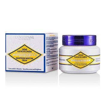 L'Occitane Creme hidratante Immortelle Brightening Moisture   50ml/1.7oz