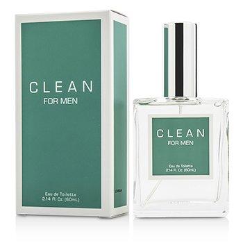 Clean Clean Men Eau De Toilette Spray  60ml/2.14oz