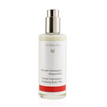 侯舒卡博士  Lemon Lemongrass Vitalizing Body Milk  145ml/4.9oz