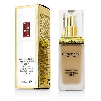 Elizabeth Arden Flawless Finish Perfectly Satin 24HR MaquillajeSPF15 - #02 Cream Nude  30ml/1oz