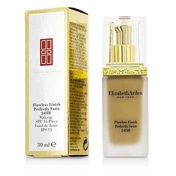 Elizabeth Arden Flawless Finish Perfectly Satin 24HR MaquillajeSPF15 - #11 Bisque  30ml/1oz