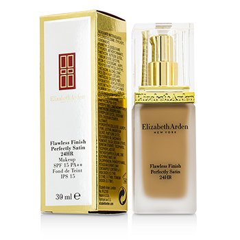 Elizabeth Arden Flawless Finish Perfectly Satin 24HR Makeup SPF15 - #12 Honey Beige  30ml/1oz