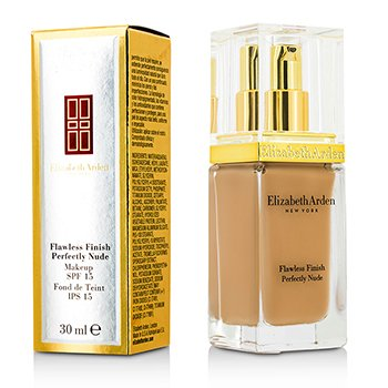 Elizabeth Arden Flawless Finish Perfectly Nude Makeup SPF 15 - # 11 Soft Beige  30ml/1oz