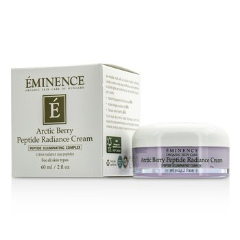 Eminence Arctic Berry Peptide Radiance Cream  60ml/2oz
