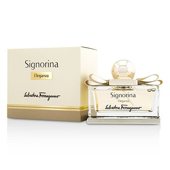 Salvatore Ferragamo Signorina Eleganza Eau De Parfum Spray  50ml/1.7oz