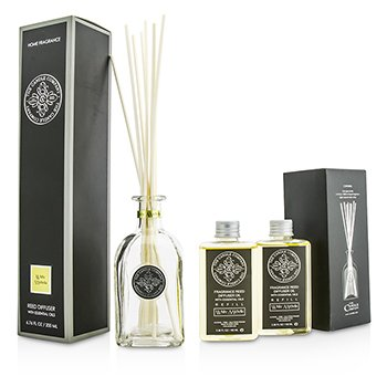 The Candle Company Reed Diffuser with Essential Oils - White Michelia  200ml/6.76oz