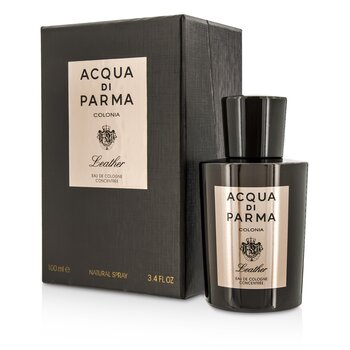 Acqua Di Parma Colonia Leather Eau De Cologne Concentree Spray  100ml/3.4oz