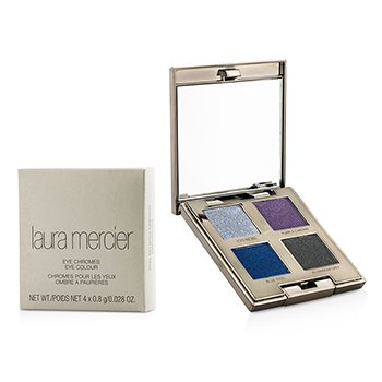 Laura Mercier Eye Chromes Paleta  3.2g/0.11oz