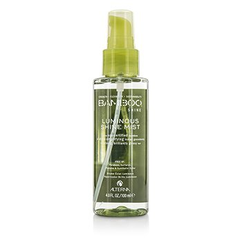 Alterna Bamboo Shine Bruma Brillo Luminoso (Para Cabello Fuerte & Brillante)  100ml/4oz