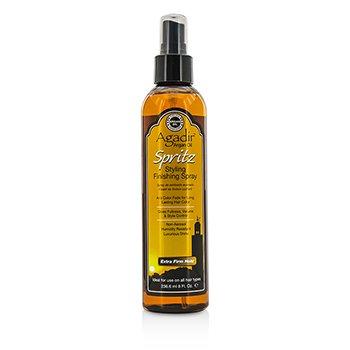 Agadir Argan Oil Spritz Styling Spray Acabado - Fijación Extra Fuerte  236.6ml/8oz