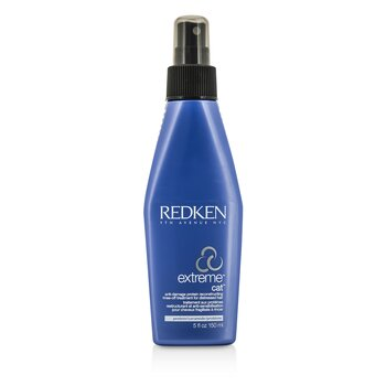 Redken Extreme Cat Anti-Damage Protein Tratamiento Reconstructor Enjuague (Para Cabello Estresado)  150ml/5oz