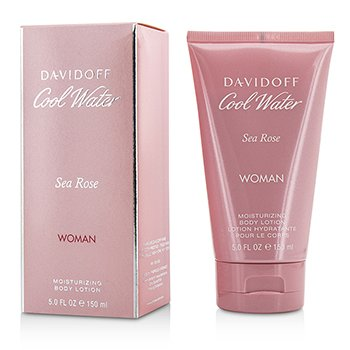 Davidoff Cool Water Sea Rose Body Lotion  150ml/5oz