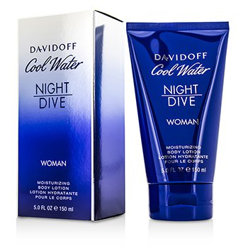 Davidoff Cool Water Night Dive  Loci�n Corporal Humectante  150ml/5oz