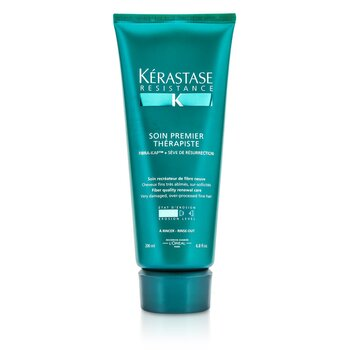 Kerastase Resistance Soin Premier Therapiste Fiber Quality Renewal Care (For Very Damaged, Over-Porcessed Fine Hair)  200ml/6.8oz