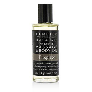 Demeter Fireplace Aceite para Cuerpo & Masaje  60ml/2oz