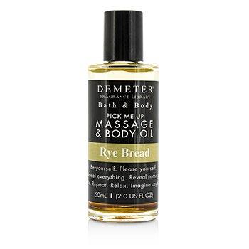 Demeter Rye Bread Aceite Para Cuerpo & Masaje  60ml/2oz