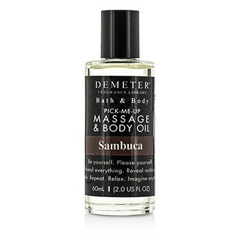 Demeter Sambuca Massage & Body Oil  60ml/2oz