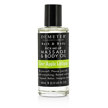 Demeter Sour Apple Lollipop Massage & Body Oil  60ml/2oz