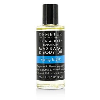 Demeter Spring Break Aceite Para Cuerpo & Masaje  60ml/2oz