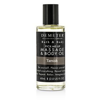 Demeter Tarnish Massage & Body Oil  60ml/2oz