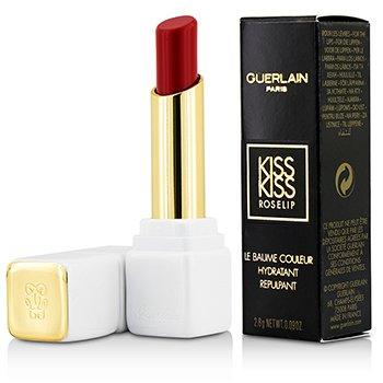 Guerlain KissKiss Roselip Hydrating & Plumping Tinted Lip Balm - #R329 Crazy Bouquet  2.8g/0.09oz