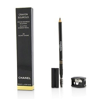 Chanel Crayon Sourcils Sculpting Eyebrow Pencil - # 20 Blond Cendre  1g/0.03oz