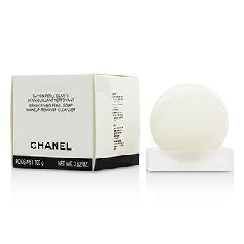 Chanel Le Blanc Brightening Pearl Soap Limpiador-Demaquillante  100g/3.52oz