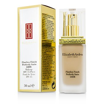 Elizabeth Arden Flawless Finish Perfectly Satin 24HR Makeup SPF15 - #03 Soft Shell  30ml/1oz