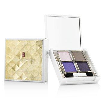 Elizabeth Arden Beautiful Color Eye Shadow Quad - #02 Posh Purples (Limited Edition)  4.4g/0.15oz