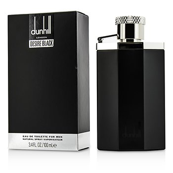 Dunhill Woda toaletowa Desire Black Eau De Toilette Spray  100ml/3.4oz