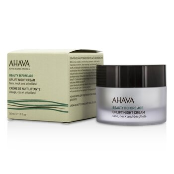 Ahava Beauty Before Age Uplift Night Cream  50ml/1.7oz