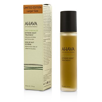 Ahava Time To Revitalize Extreme Night Treatment (Limited Edition)  50ml/1.7oz