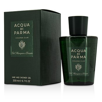Acqua Di Parma Colonia Club Gel de Cabello & Ducha  200ml/6.7oz