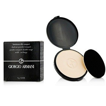 Giorgio Armani Luminous Silk Powder Compact Refill - # 2  9g/0.31oz