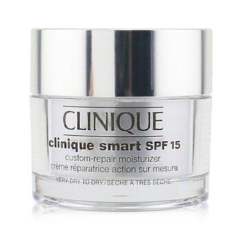 Clinique مرطب مرمم Smart Custom-Repair SPF 15 (للبشرة الجافة جدا)  50ml/1.7oz
