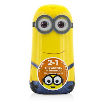 Air Val International Minions (Kevin) 2 En 1 Gel de Ducha & Champ�  400ml/13.5oz