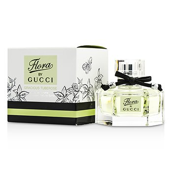 Gucci Flora By Gucci Gracious Tuberose Eau De Toilette Spray  30ml/1oz