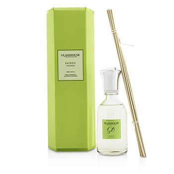 Glasshouse Triple Strength Fragrance Diffuser - Saigon (Lemongrass)  250ml/8.45oz